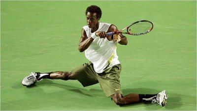 Gaek monfis - El maestro del tenis