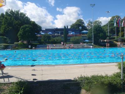 La piscine de colovray nyon suisse ma passion le sport mais surtout le waterpolo - Piscine couverte nyon rennes ...