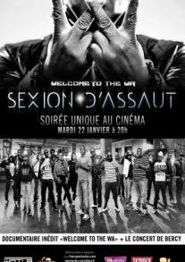Ev�nement SKYROCK : Welcome to the WA, la projection du concert de la Sexion d'Assaut