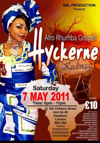 Hyckerne Kudinga